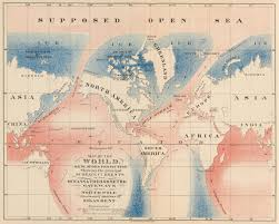 Map Of The Gulf Stream Geogarage Blog These Maps Show The Epic Quest For A Northwest Passage