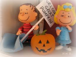 musings from kim k charlie brown halloween collection