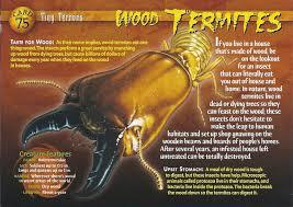 image wood termites front jpg wierd n u0027wild creatures wiki