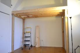 how to build a bedroom how to build a loft diy step by step with pictures lofts