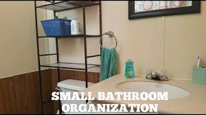 Small Bathroom Organization by Small Bathroom Organization Vdomus Bath Mat Review Youtube