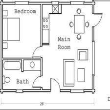 guest house floor plans 500 sq ft guest house floor plans back yard small modern separate pool