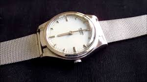 Wrist Watch For The Blind Seiko Blind Wristwatch Youtube