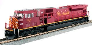 ho scale emd sd90 43mac kato usa precision railroad models