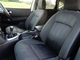 nissan qashqai leather seat covers used nissan qashqai suv 2 0 dci acenta 2wd 5dr in tonbridge kent