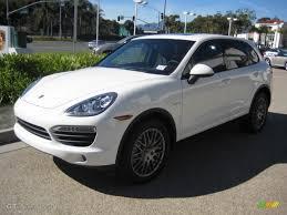 2011 Porsche Cayenne S - 2011 sand white porsche cayenne s hybrid 39148381 gtcarlot com