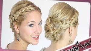 Frisuren Lange Dicke Wellige Haare by Flechtfrisuren Mittellange Haare Unsere Top 10