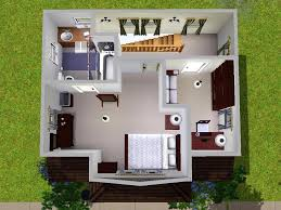 mod the sims micro starter home