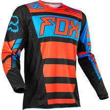 kids motocross gear combo fox racing 2017 kids mx new 180 falcon black orange youth