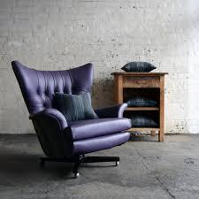 Swivel Wing Chair Design Ideas Restored By Florrie Bill An Original Vintage G Plan 6250 Swivel