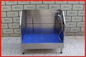 big pet bath products stainless steel bath tub on sale dogs