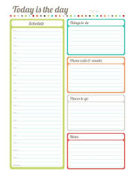free printable daily planner pages 2014 agenda template pages gidiye redformapolitica co