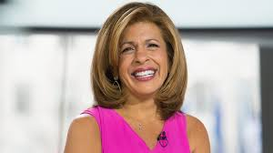 what does hoda kotb use on her hair welcome back new mom hoda kotb set to return to today