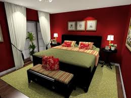 decorate bedroom walls bedroom paint color with red furniture