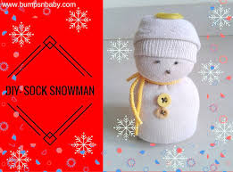 Diy Sock Snowman Diy Sock Snowman Christmas Special