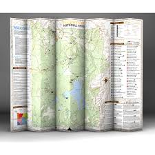 Map Of Yellowstone National Park Day Hikes Of Yellowstone National Park Map Guide