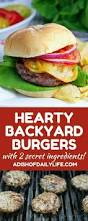 Backyard Burgers Best 25 Backyard Burger Ideas On Pinterest Hamburger Party