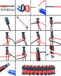instructions survival bracelet images Paracord bracelet tutorial on the dragon 39 s tongue paracord jpg