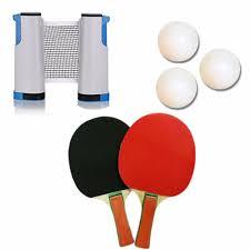 retractable table retractable table tennis set without carry bag lazada ph