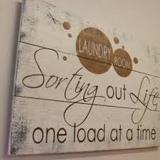 laundry room signs wall decor shop decorative laundry room signs on wanelo