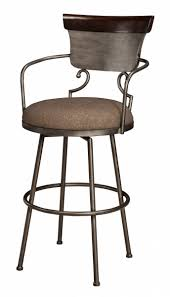 bar stools modern bar stools leather industrial style canada