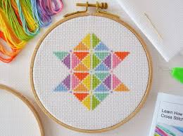 913 best cross stitch geometric abstract subversive images on