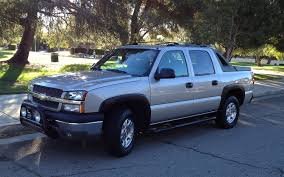 2004 chevrolet avalanche specs and photos strongauto