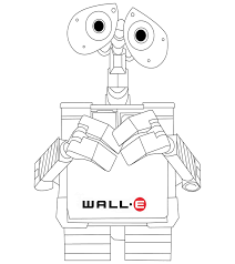 disney pixar movie up coloring page 12 wall e coloring pages