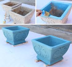 How To Paint Outdoor Concrete Patio How To Paint Patio Furniture With Chalk Paint