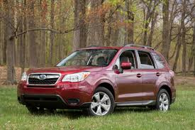 2011 subaru forester overview cars com
