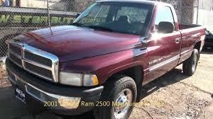 dodge ram 2500 v8 2001 dodge ram 2500 v8 magnum 2wd up