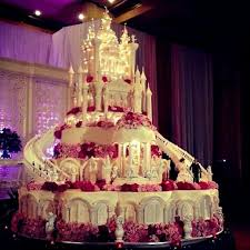 castle wedding cake cakes ideas