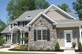 home exterior design stone architecture enrich home value with beauty of stone earth bag