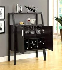 wine console table s wine rack console table w granite top