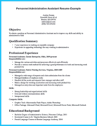 Sample Resumes For Administrative Assistant Sample Legal Secretary Resume Download The Corporate Assistan