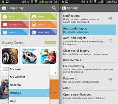 how to update apps android how do i turn auto updating without using play