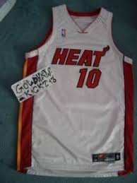 nike authentic procut tim hardaway miami heat jersey 48 ebay