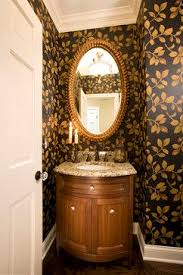 Best HomePowder Rooms Images On Pinterest Bathroom Ideas - Powder room bathroom