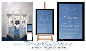 Wedding Gift Cost Wedding Gift Mirror 11 U0027celebrating Our Wedding Day U0027 U20ac85 00