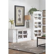 Home Decoraters Home Decorators Collection Lexington White Entertainment Center