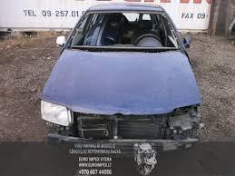 volkswagen polo 2001 parduodamos pigios ir geros automobilio volkswagen polo 1 4l