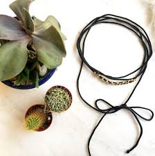 choker necklace diy images 12 diy choker necklace step by jpg