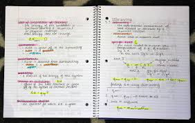 college note taking tips living the gray life