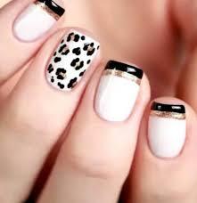 imagenes de uñas pintadas pequeñas 140 uñas negras decoradas uñas decoradas nail art