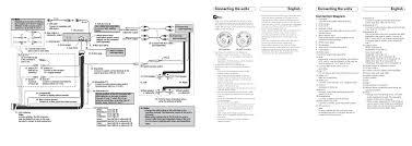 pioneer deh p6000ub wiring diagram pioneer wiring diagrams