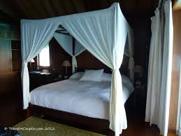 four poster canopy bed diy antique curtains frame double tester
