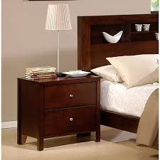 Cherry Nightstand With Drawers 26 Best Narrow Width Nightstands Images On Pinterest Bedroom