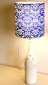 Diy Lamp Shade Diy Lampshade Making 101 Fleur De Lis Fabric Lampshade For A Wine