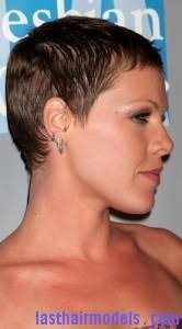 clipper cut hairstyles for women pink with clipper cut last hair models hair styles last hair