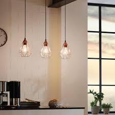 Esszimmerlampen Rustikal Archaic M Pendelleuchte Im Vintage Look Kupfer Kupfer Vintage